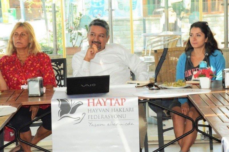 HAYTAP 9. Ulusal Temsilciler Toplantısı Erdek'te Yapıldı -2016