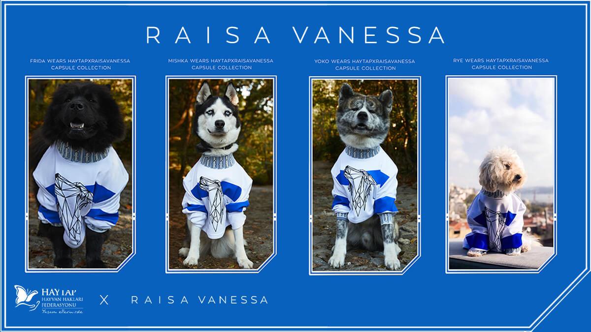 Çiftliğimizin Destekçileri Arasına Raisa Vanessa da Katıldı!