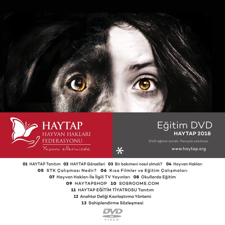 Haytap Eğitim Dvd'si 2018