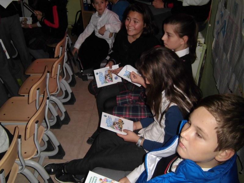 İpsala Kaymakamı Haytap Arabası İle Bakımevini Ziyaret, Eğitim Çalışmaları