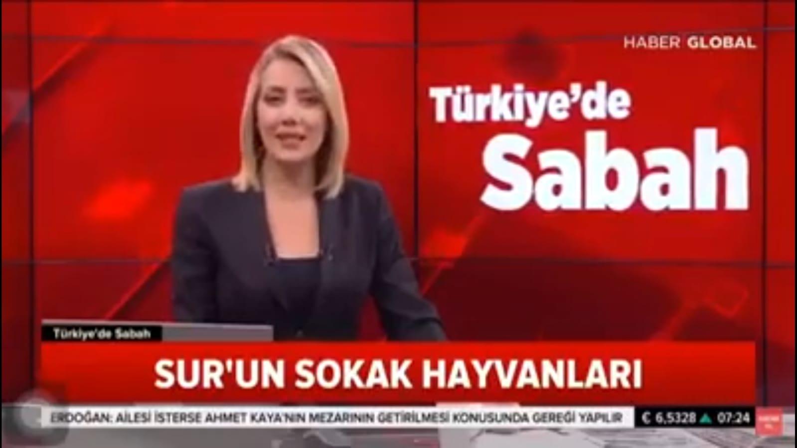 Haytap Ekibi Diyarbakır Sur bölgesinde
