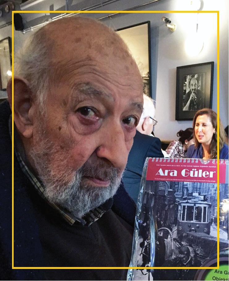Ara Güler Fotoğrafları Haytap Takvimi Oldu !