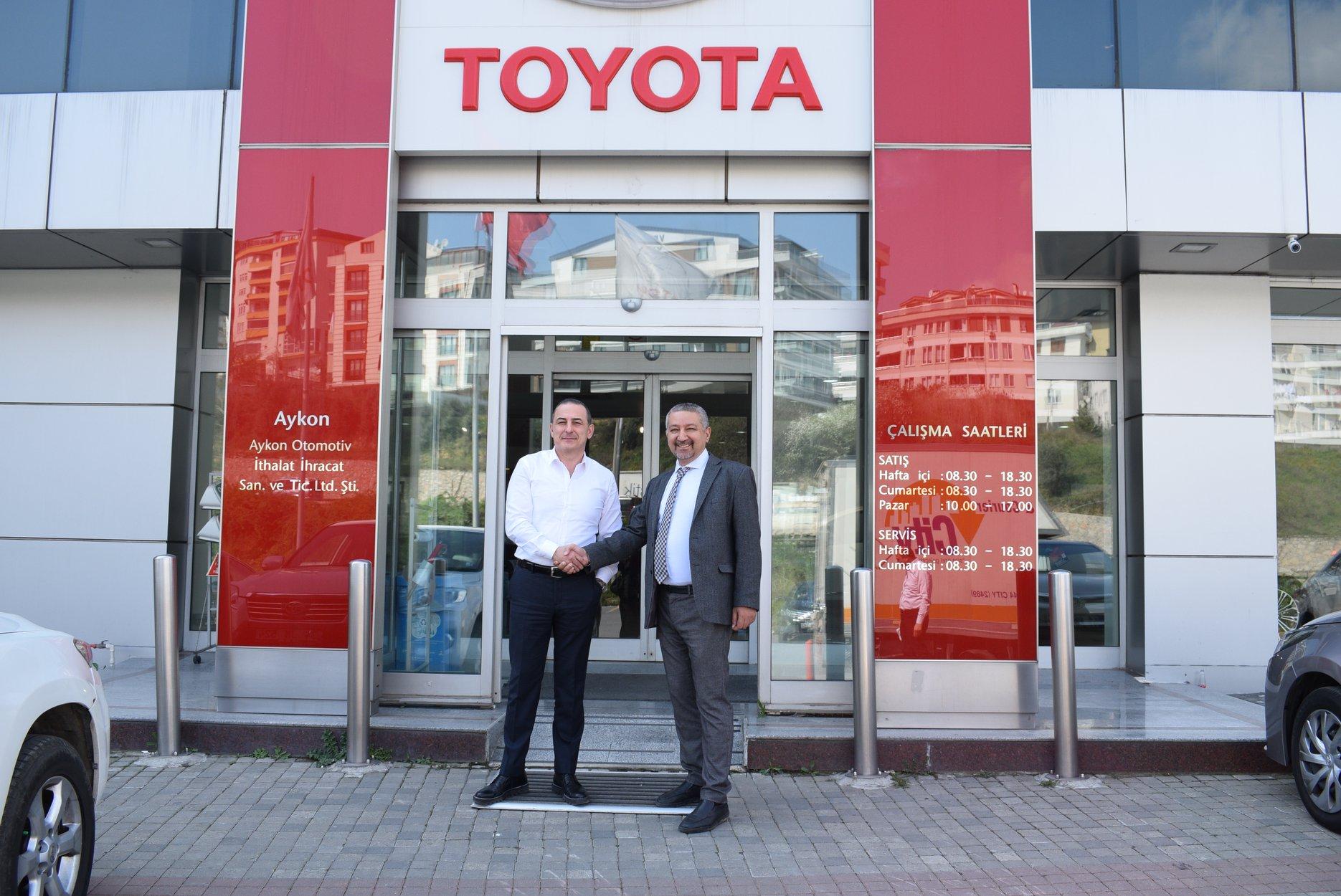 Haytap & Toyota Aykon İşbirliği