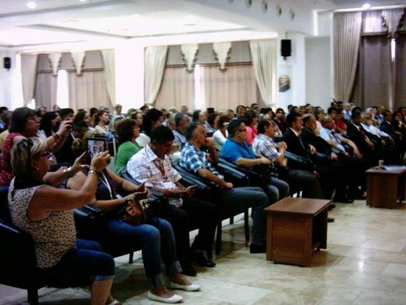 HAYTAP 7. Ulusal Temlsilciler Toplantısı Hatay'da Yapıldı.