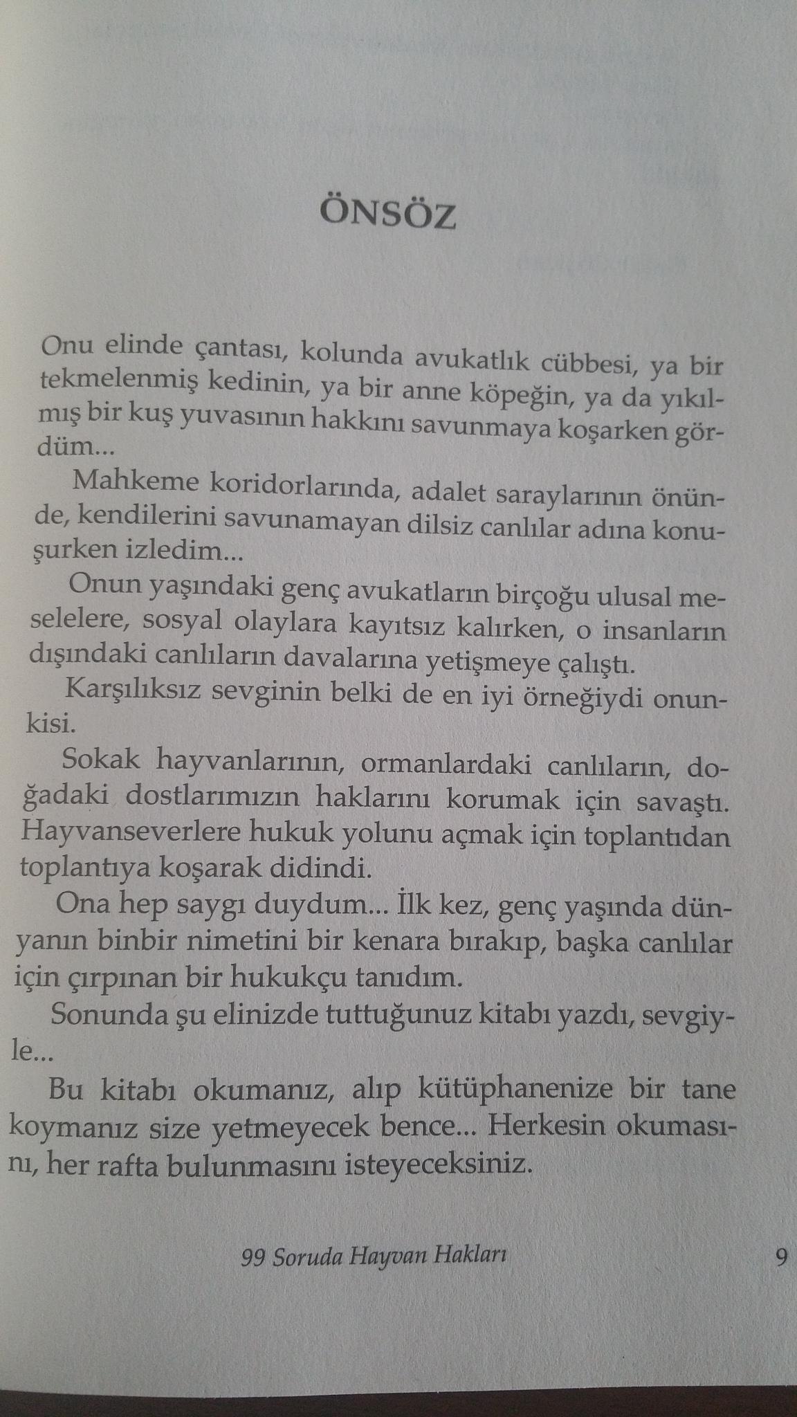 111  Soruda Hayvan Hakları Kitabı - Av. Şenpolat