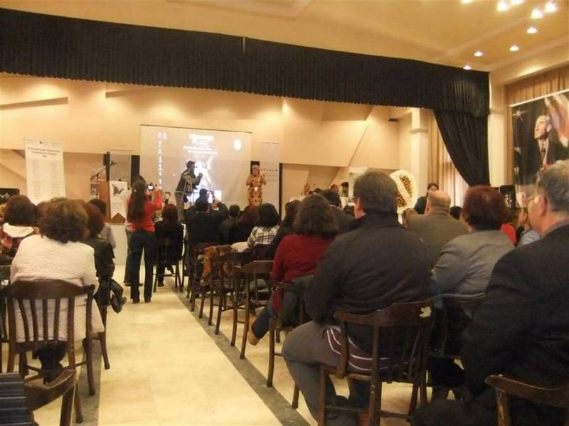 HAYTAP 6. Ulusal Temsilciler Toplantısı Ayvalık'ta