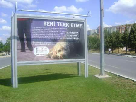 'Terk Etmeyin Kampanyası' Balıkesir'de