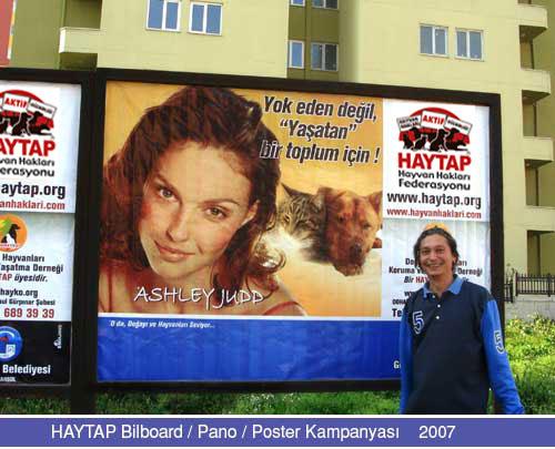 HAYTAP 2007 YILINDA NELER YAPTI ?