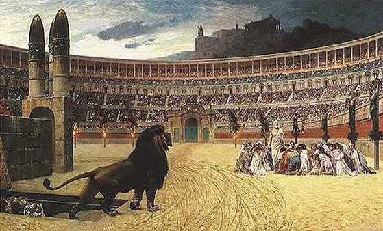 Colosseum ve Antik Roma !