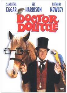 Doctor Dolittle ( 1967 OSCAR ADAYI ) Müzikal (*)