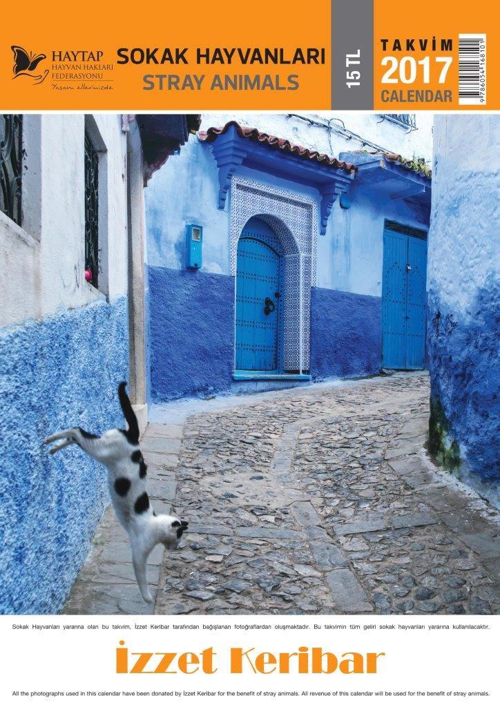 Haytap-2017 Duvar Takvimi İzzet Keribar Fotoğraflarından Oluşuyor