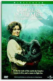 (*)Gorillas In The Mist / Sisteki Goriller
