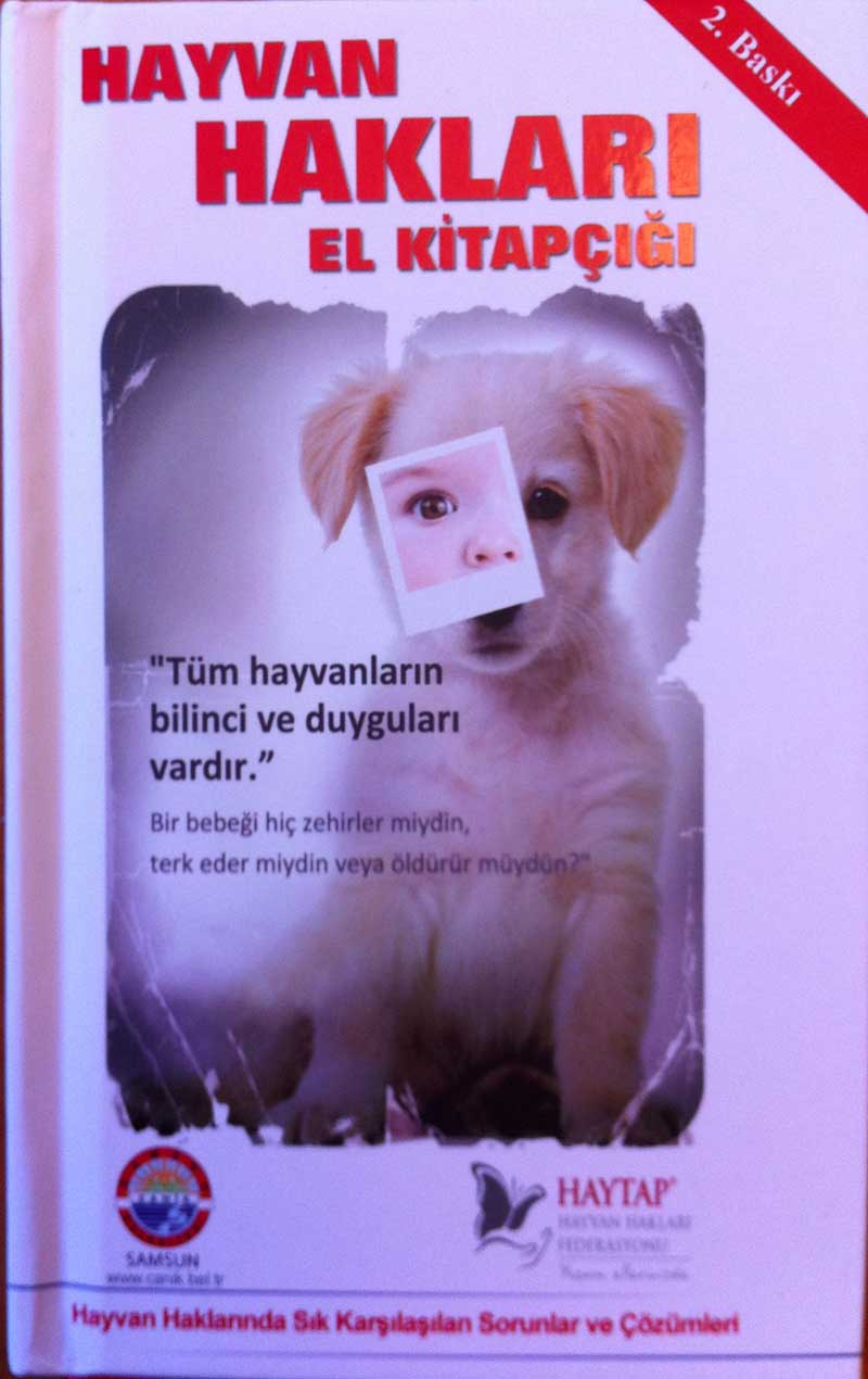 Haytap'ın Hayvan Hakları El Kitapçığı 4. Baskı