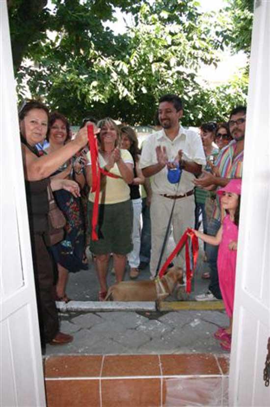 Haytap Evimiz Açıldı. 25 Ağustos 2008