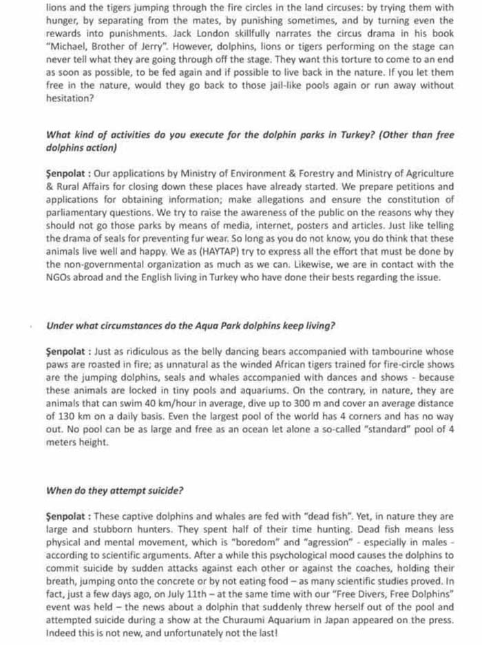 La Cour Internationale De Juctice Des Droits De L'Animal