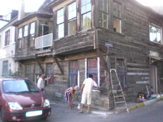 Haytap Evi Açılışa Hazırlanıyor !  19 Temmuz 2008