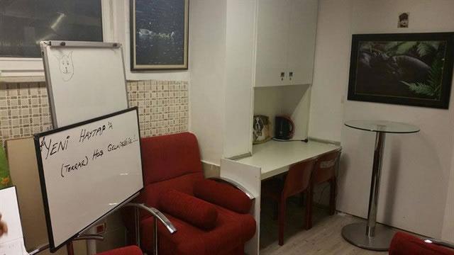 Haytap'ın Yeni Ofisi