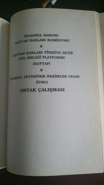 İstanbul Barosu - HAYTAP Paneli Tam Metin