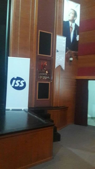 ISS Holding & Haytap Sosyal Sorumluluk Projesi