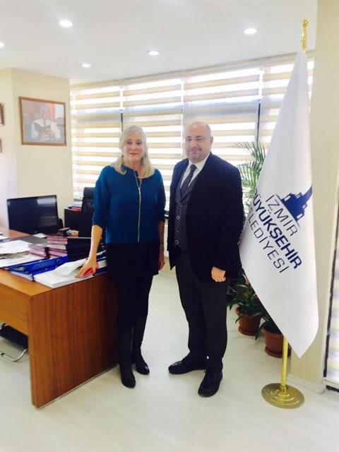 İzmir Büyükşehir Belediyesi & Haytap Ortak Çalışması