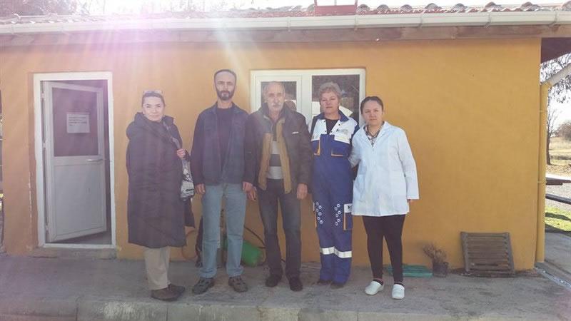 2016 HAYTAP Takvimleri Yardımı Eskişehir'de Hayvanlar İçin Kurutma Ünitesi Oldu
