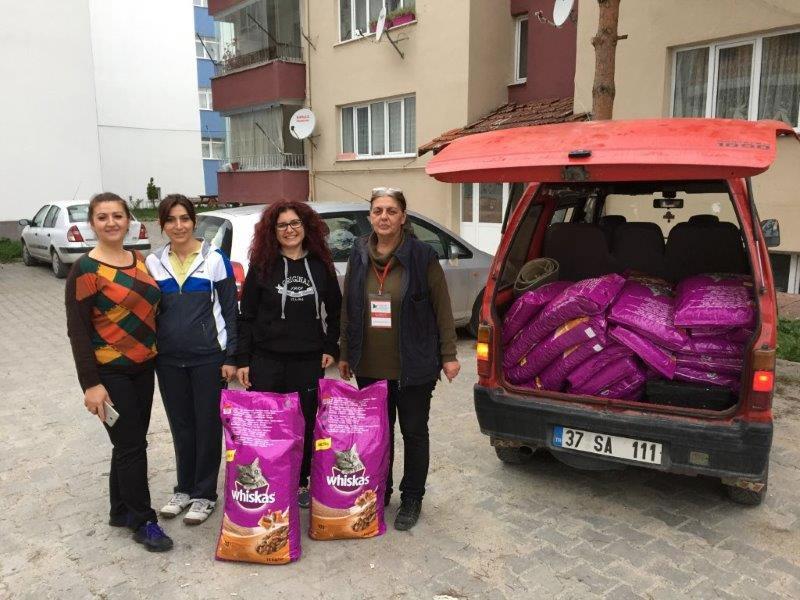 CarrefourSA - Mars Gıda - Haytap İşbirliği