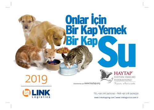 Link Lojistik & Haytap 2019 Takvimi