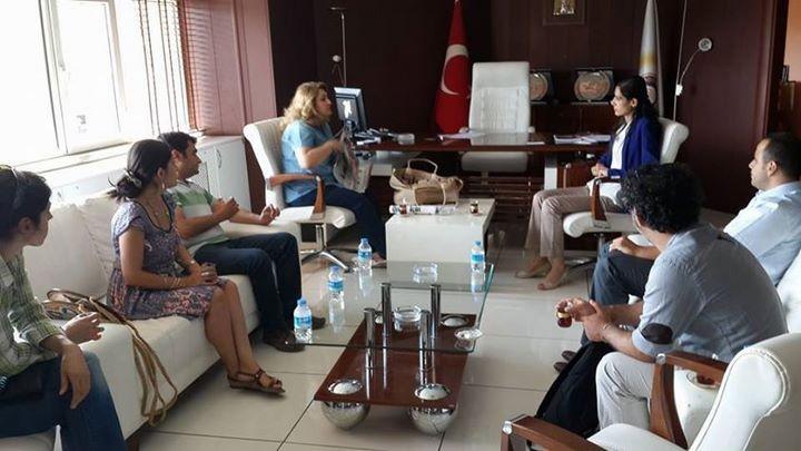Mardin'de Belediye, Orman Su Md, HAYTAP Çözüm İçin Bir Arada