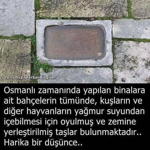 Osmanlı Zamanında Yer Sulukları