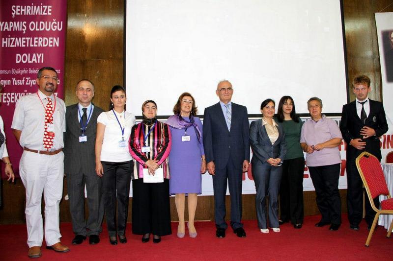 Haytap 5. Ulusal Temsilciler Toplantımız - Samsun'da Örnek  Hayvan Bakım Evi-