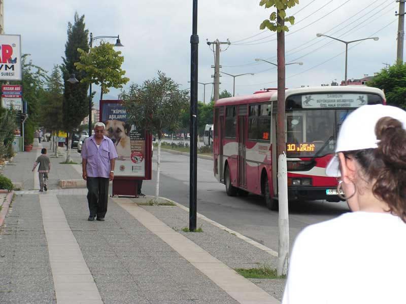 HAYTAP Kampanya Görselleri Samsun'da