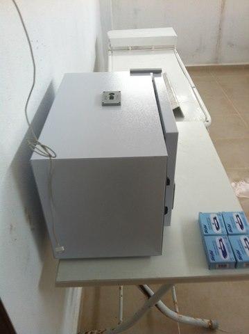 Haytap 2014 Takvim Geliri ile Vezirköprü Bakımevine Sterilizatör, Operasyon Seti Ve Sarf Malzemesi Alındı