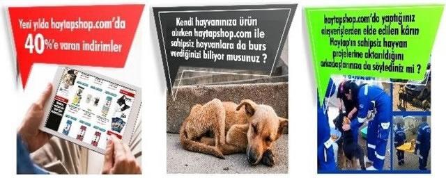 Haytapshop.com ; HAYTAP 'a gelir getirmesi için kurulmuş akıllı bir proje !