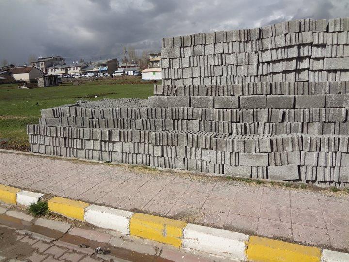 Haytap 2013 Takvim Geliri ile Erzurum Hınıs'ta Yeni Bakımevi İçin İnşaat Malzemeleri