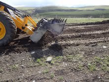 Haytap 2013 Takvim Geliri Erzurum Hınıs'ta Yeni Bakımevi İçin İnşaat Malzemeleri