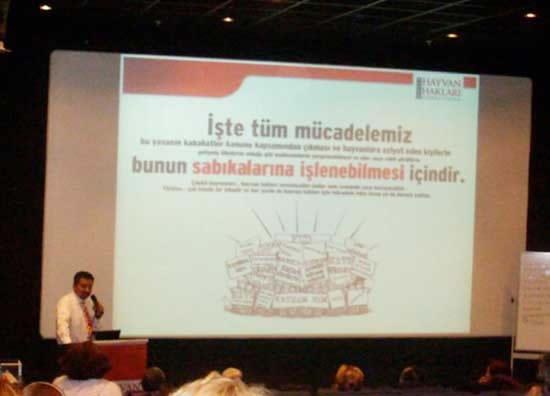 HAYTAP 1. Temsilciler Toplantısı Istanbul ve On Yıllık Plan -2009