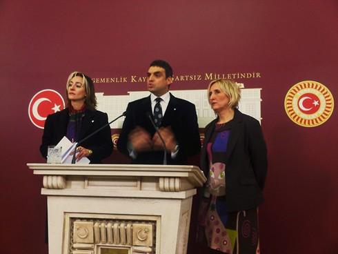 CHP'nin  5199 Sayılı Yasada Değişiklik Teklifi