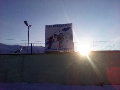 HAYTAP Doğu Anadolu İmdat Turu Ekibimiz Van'da